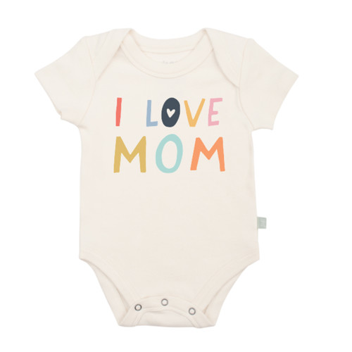 Love Mom Bodysuit