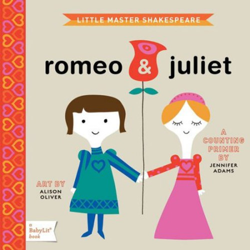 Romeo & Juliet Board Book