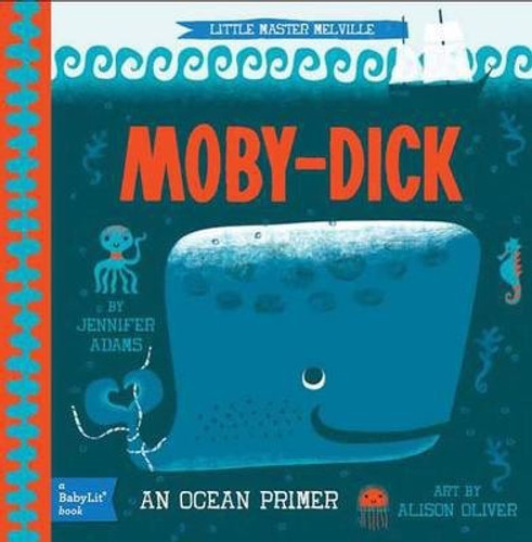 Moby Dick Board Book