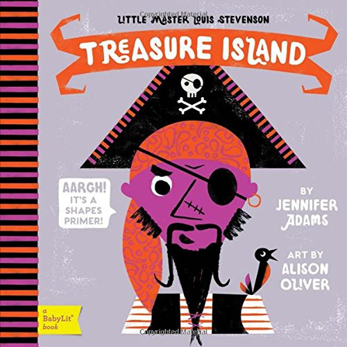 Treasure Island Board Book