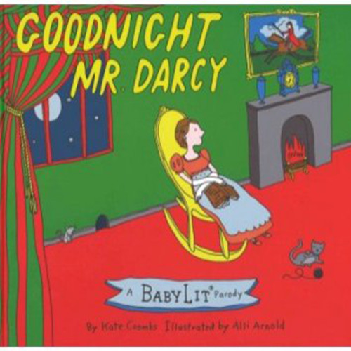 Goodnight Mr. Darcy Board Book