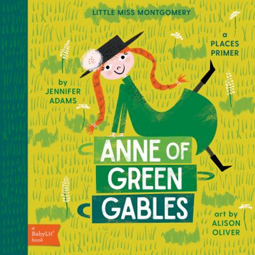 Anne of Green Gables Board Book