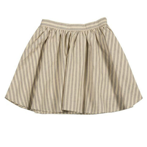 Rylee & Cru Stripe Mini Skirt