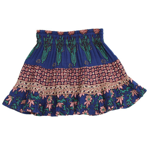 Cleobella Margueritte Skirt, Indian Floral