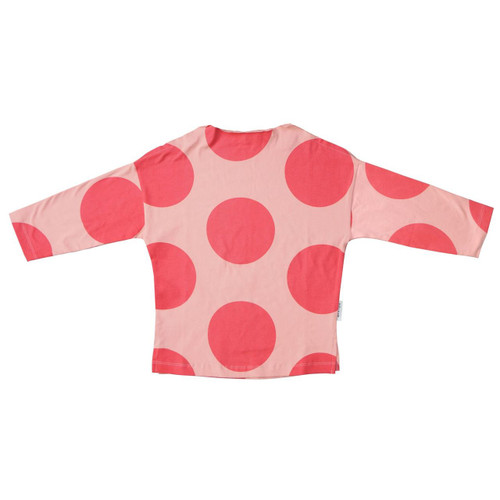 Polka Dot Mock Tunic