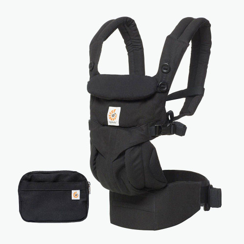Ergo Omni 360 Baby Carrier, Pure Black