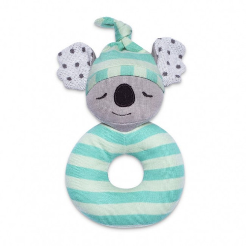 Kozy Koala Organic Ring Rattle