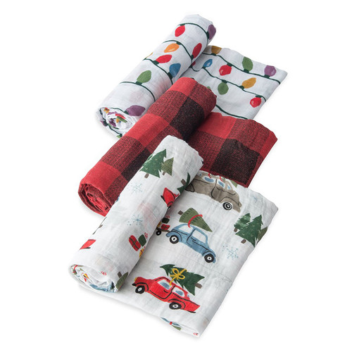 Swaddle Set, Christmas