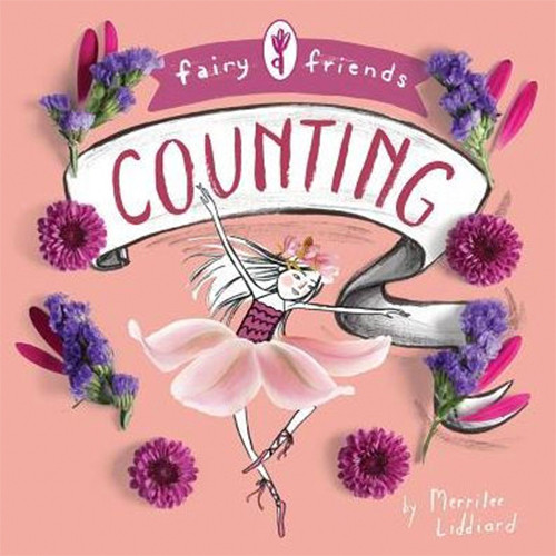 Fairy Friends: Counting Board Book