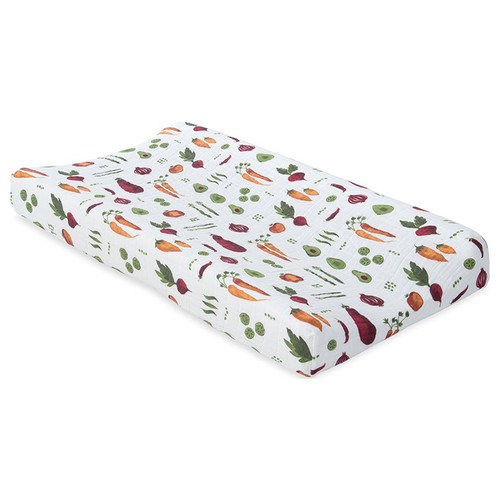 Changing Pad Cover, Farmers Market