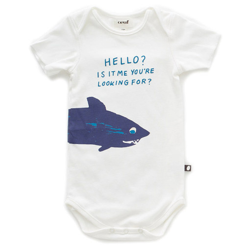 b95702186 Oeuf Shark Tee - Spearmint Ventures, LLC