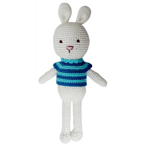Rabbit Crochet Doll