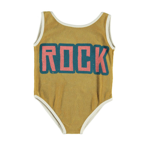 'Rock' Terry Swimsuit