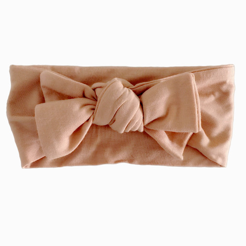 Knot Bow, Nude