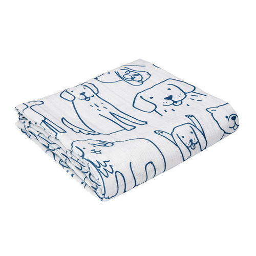 Organic Swaddle, Dogs