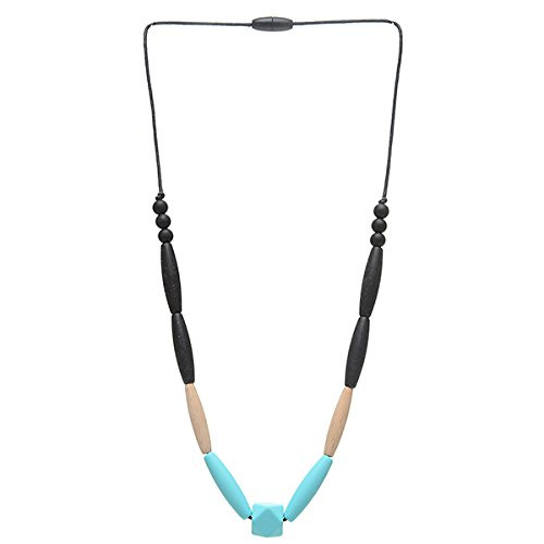 Chewbeads Bedford Necklace, Turquoise
