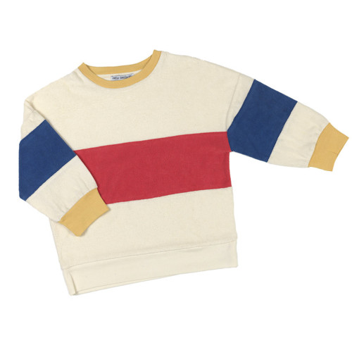 Tri-Color Sweatshirt