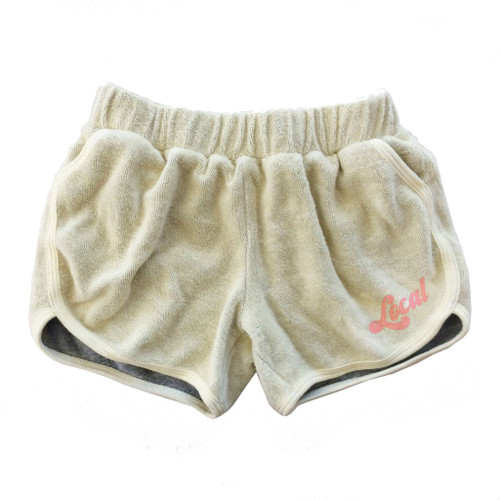 Local Dolphin Shorts, Yellow
