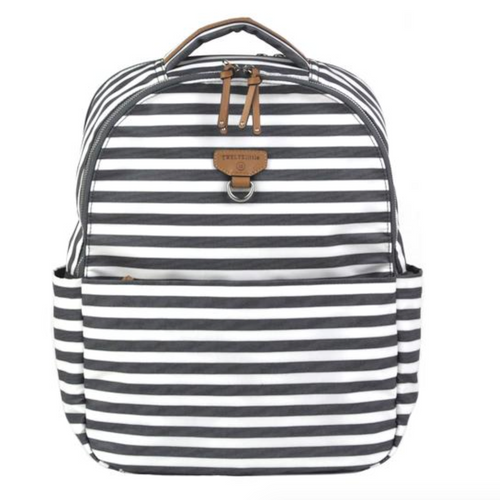 On-The-Go Backpack, Stripe