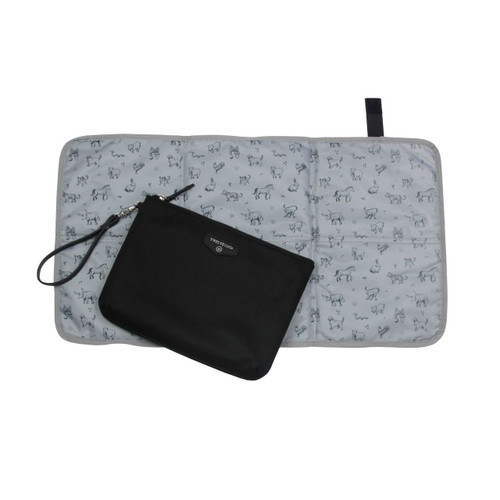 New Easy Diaper Pouch, Black