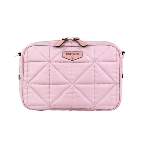 Diaper Clutch, Blush