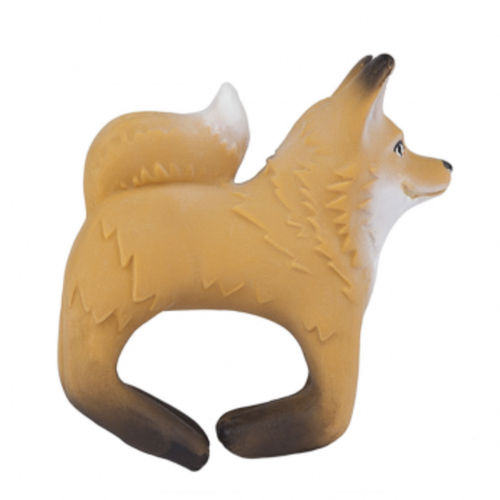 Rob the Fox Teething Bracelet