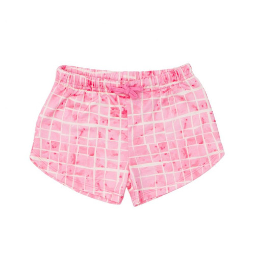 Shorties, Pink Checkers