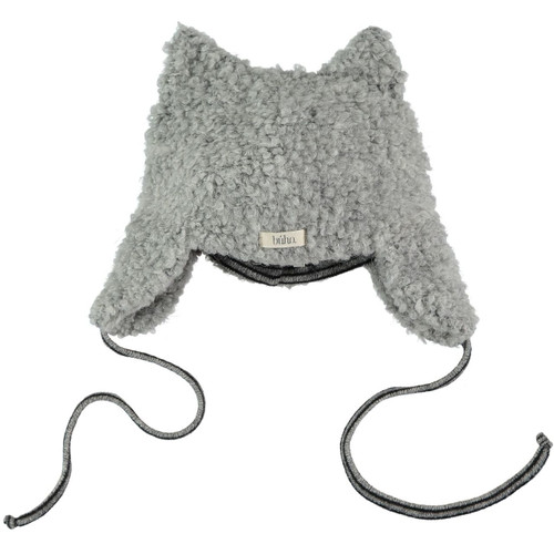Nepal Boucle Baby Hat, Pearle