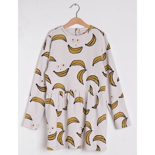 Dress, Banana Faces