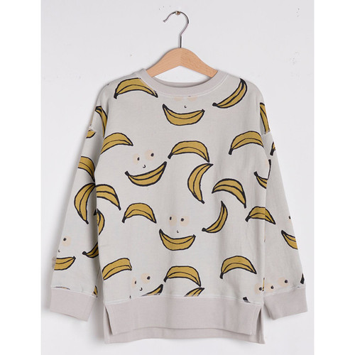 Sweatshirt, Banana Faces