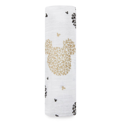 Muslin Swaddle, Mickey's 90th Limited
