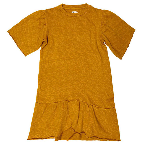 Winona Dress, Mustard