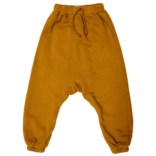 Simon Harem Sweatpants, Mustard