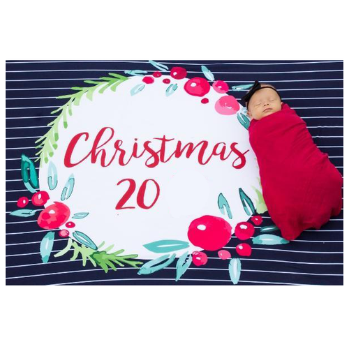 "Memory Blanket, Christmas ""fill in the year"""