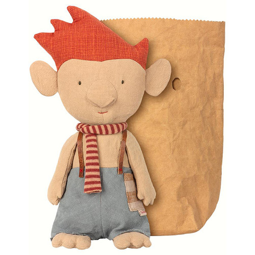 Troll in a Bag, Red Scarf