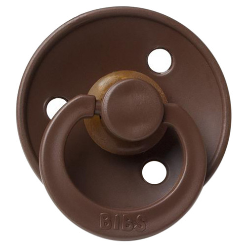 Classic Round Pacifier, Brown