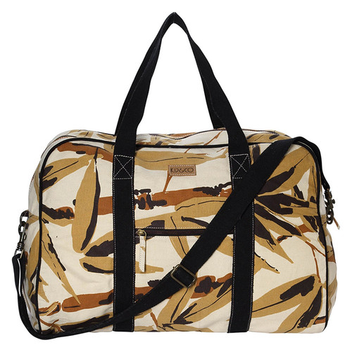 Duffle Bag, Bamboo Forest