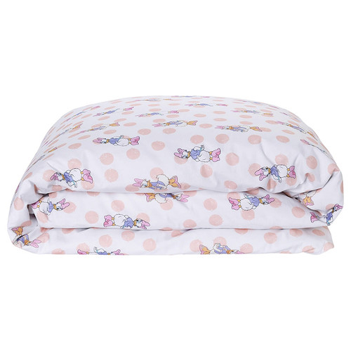 Twin Duvet Cover, Daisy Dot