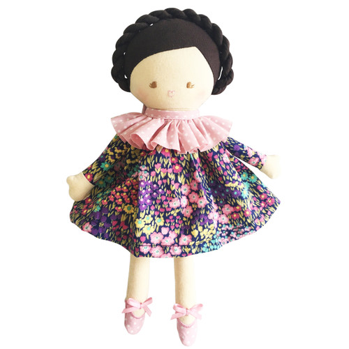Baby Coco, Liberty Navy Floral