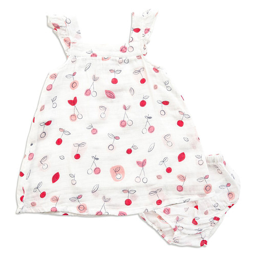 Sundress & Bloomer, Cherry O