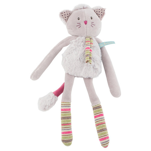 Gray Cat Rattle