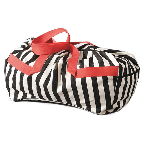 Wolf & Rita Ana Bag, Black Stripes