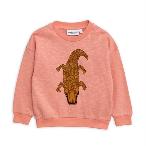 Mini Rodini Crocco Sweatshirt, Pink