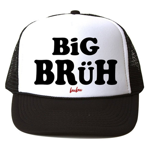 Big Bruh Mesh Trucker Hat