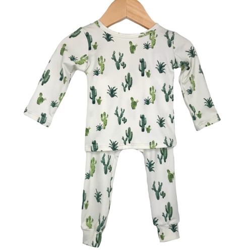 2-Piece Outfit, Green Cactus
