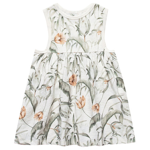 Rylee & Cru Layla Mini Dress, Tropical