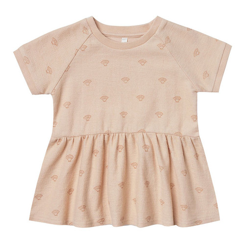 Rylee & Cru Raglan Dress, Shell