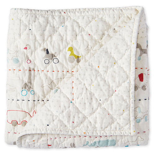 Quilt, Pull Toys