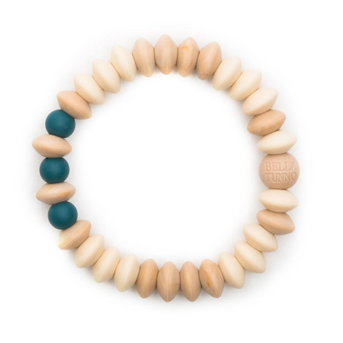 Mom's Teething Bracelet, Toby Tribal