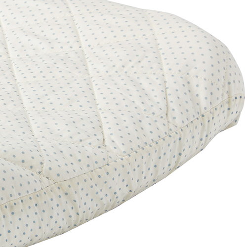 Changing Pad Cover, Blue Pin Drop